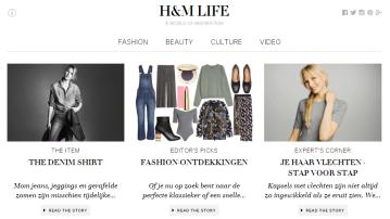 H&M Blog